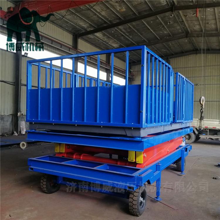 大型养殖场牲畜装卸平台雷竞技App上猪台固定式斜坡卸猪台
